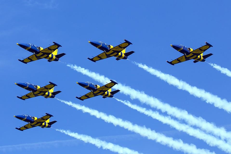 Авиационное шоу в Адыгее «Небо для всех»