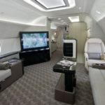 Доделка салона нового самолета при покупке