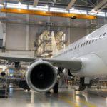 Переоборудование самолёта