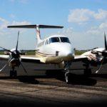 Самолеты King Air 350 оснастят более совершенными двигателями