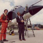 Test pilot John Farley RIP