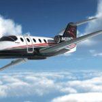 В США сертифицировали модернизированный бизнес-джет Hawker 400XPR