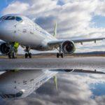 Bombardier нарастила поставки самолетов в коммерческом сегменте и сократила — в деловом