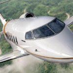 Деловая авиация в передовиках экологического тренда