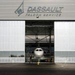 Производитель подготовился к волне первых C-check на бизнес-джетах Falcon 7X
