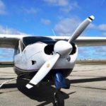 Hartzell's new prop for Cessna Cardinal