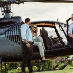 Польоти на літаку і вертольоті