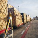 Переваги доставки вантажів літаком
